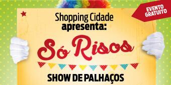 showdepalhacos shoppingcidadecuritiba